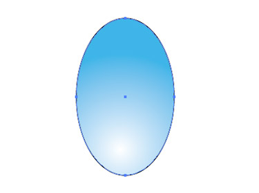 draw an ellipse.