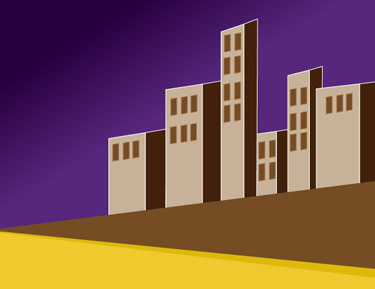 adding more background buildings