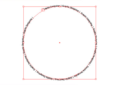 Using the Ellipse tool draw a circle
