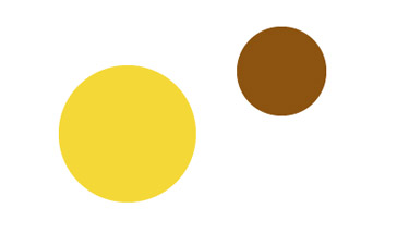 Choose the Eclipse tool and draw an eclipse.