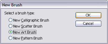 click New Brush icon in the brushes window.