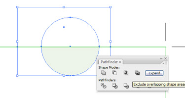 Use Pathfinder to Subtract from Shape Area