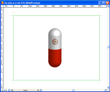 How to Create a 3D Pill Has Be Implemented