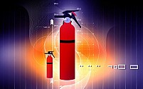 Free Extinguisher Illustration