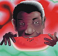 Free Watermelon Illustration