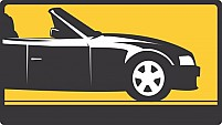Free Symbol Of Car In A Signboard Illustration