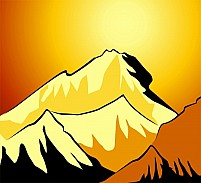 Free Everest Illustration