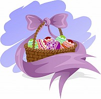 Free Easter Decoration Illustration