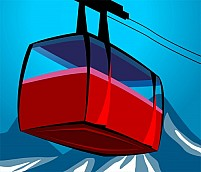 Free Cable car Illustration