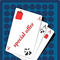 Free Playing cards Illustration