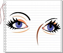 Free Picture of eye Illustration