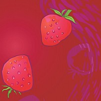 Free Strawberry Illustration