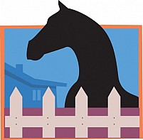 Free Horse Illustration