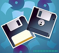 Free Floppy Illustration
