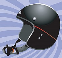 Free Helmet  Illustration