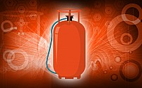 Free Gas cylinder Illustration
