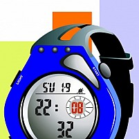 Free smartwatch and fitness Illustration
