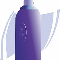 Free Spray Bottle	 Illustration