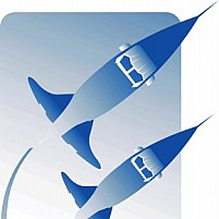 Free Rocket Illustration