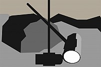 Free Hammers And Rock Illustration