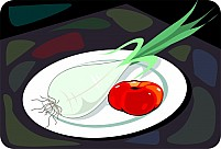 Free Tomato Illustration